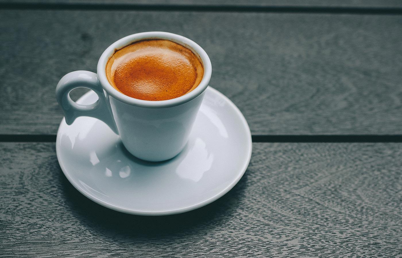 Rubydel espresso