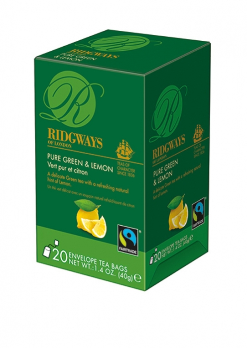 Ridgways Pure Green