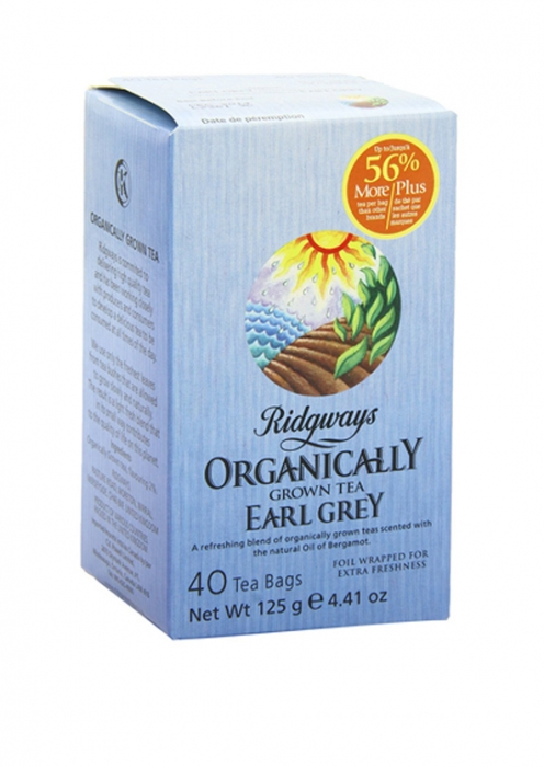 Ridgways Organic Earl Grey
